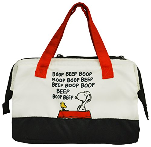 Skater Cooler Lunch Bag M Snoopy Peanuts 15 KGA1 by Skater (Image #2)