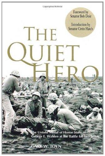 Quiet Hero Untold George Wahlen ebook product image