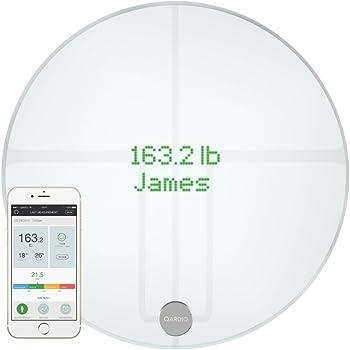 QardioBase2 WiFi Smart Scale & Body Analyzer