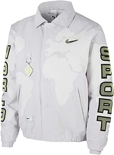 Desarrollar Moretón extremidades  Nike X Pigalle Story Jacket Ci9955-078 at Amazon Men's Clothing store