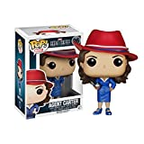 pop! 3.75 inches Soft Vinyl bobblehead Figure / Agent Carter / Peggy Carter