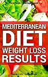 Mediterranean diet weight loss results