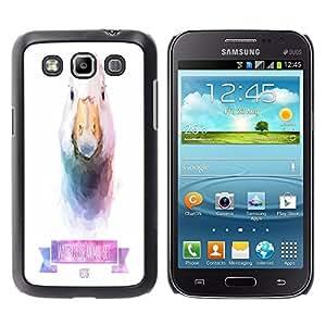 Dragon Case - FOR Samsung Galaxy Win I8550 - Lovely parrot - Caja protectora de pl??stico duro de la cubierta Dise?¡Ào Slim Fit