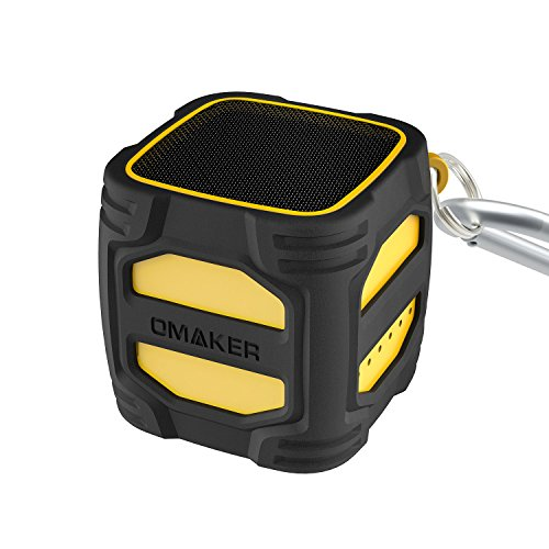 omaker w4n portable mini bluetooth speaker with 12 hours import it all. Black Bedroom Furniture Sets. Home Design Ideas