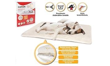 Camon Esterilla Premium trabilla Perro y Gato Medium: Amazon.es: Productos para mascotas