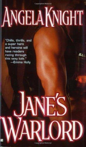 Jane's Warlord (Berkley Sensation) [Mass Market Paperback] [2004]