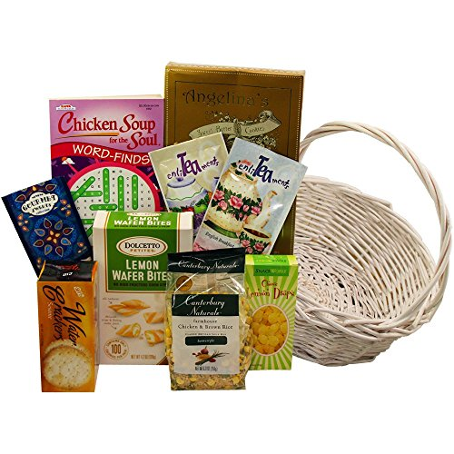 Baby Gift Baskets Dubai : Get well soon gourmet food gift basket buy in uae