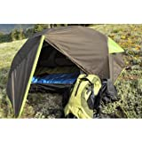 Backside T-9 4 person 4 season Tent (Olive/Green)
