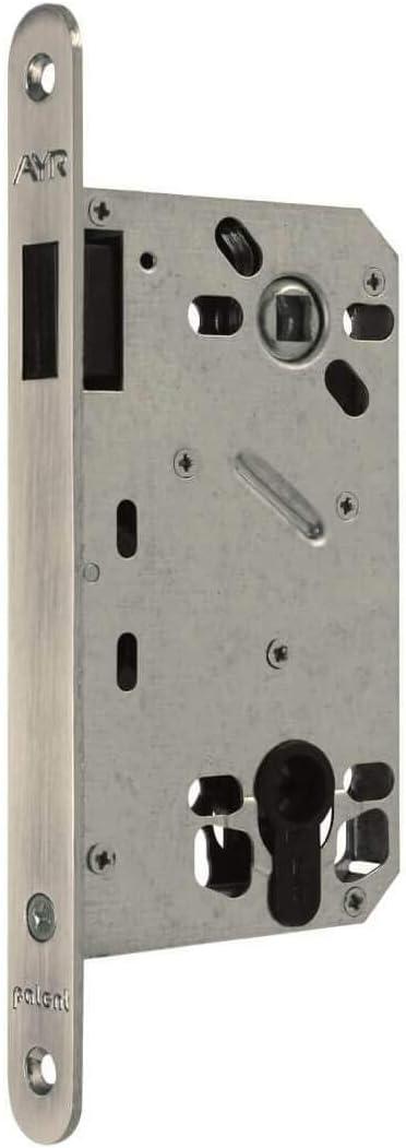 AYR Cerradura magnetica condena 825-C Niquel