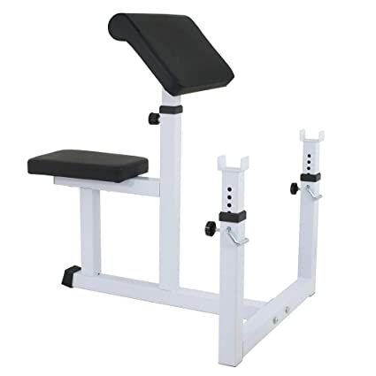 Stupendous Amazon Com Cirocco Preacher Curl Weight Bench Press Gmtry Best Dining Table And Chair Ideas Images Gmtryco