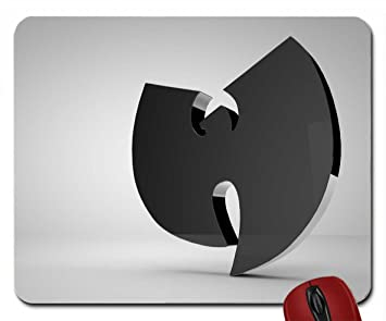 Wu Tang Logo Wallpaper Mouse Pad Computer Mousepad Amazon