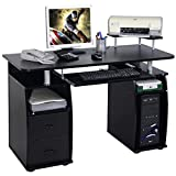 Generic YanHongUS150713-78 8yh0883yh elf Furniture Home Raised Monitor&Pr Computer PC Desk Computer Monitor&Printer ion Offic Work Station Office Desk Work Shelf Furniture