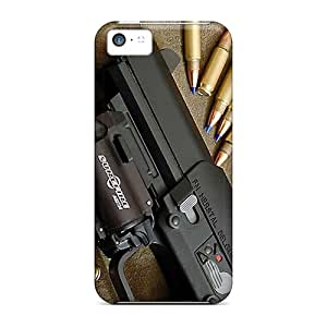 Awesome Case Cover/iphone 5c Defender Case Cover(five Seven)