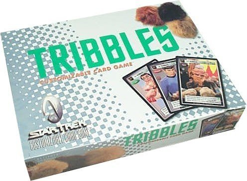 tribbles customizable card game - 1