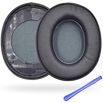 Amazon.com: A Full Set Grey Color Replacement earpads