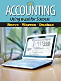 Bundle: Accounting Using Excel for Success (with Accounting CourseMate with eBook Printed Access Card), 2nd + CengageNow with eBook Printed Access Card, James Reeve, Carl S. Warren, Jonathan Duchac, 1111996326