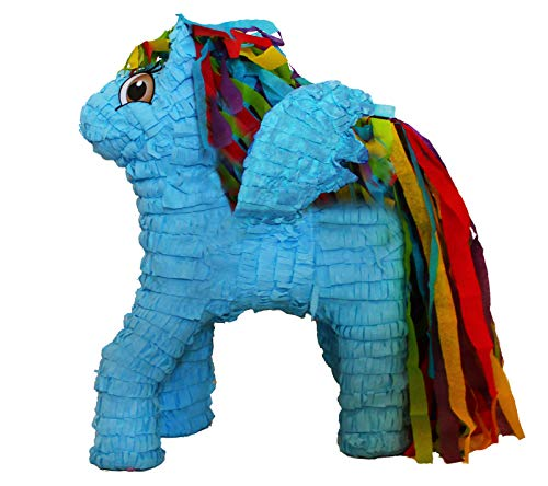 My Little Pony Pinata (Aztec Imports Pinatas Little Pony Blue)