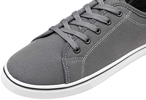 VOSTEY Men's Fashion Sneakers Casual Shoes for Men Business Sneaker Oxfords