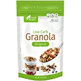 Niedrig Carb Granola Cereal, Gluten Free, Sugar Free, 4g Net Carbs, No Sugar Added, Non-GMO, No Artificial Sweeteners, %100 Natural, No Preservatives, Kosher