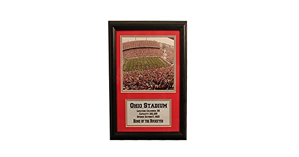 Encore Select 144-10 NCAA Oklahoma Sooners Deluxe Frame 11-Inch by 14-Inch