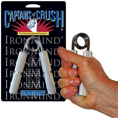 IronMind Captains of Crush Hand Gripper - No. 1 by IronMind (Image #3)