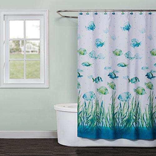 SKL HOME by Saturday Knight Ltd. Atlantis Shower Curtain, Multicolor