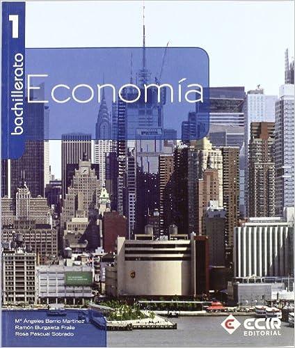 Book Economía 1º Bachillerato / 2008