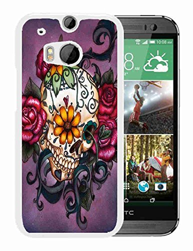 Hard Back Cover Shell Phone Case Christmas Wallpapers Case For HTC ONE M8