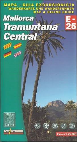 Mallorca Tramuntana - Centro topográfico 1:25.000 senderismo y ...