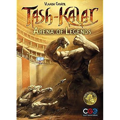 Czech Games Tash-Kalar: Toys & Games