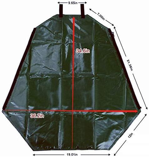 3 STK Freisetzung /üBer 8 Stunden 1ST/ÜCKs Wassers/äCke B/äUme Perfektes Sack-Tropfsystem 76L Wassersack//Bew/ässerungssack aus UV best/ändigem PVC Hohe Qualit/ät Bew/äSserungssack F/üR B/äUme