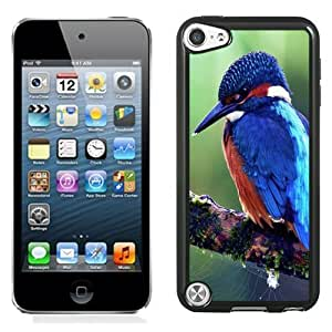 New Personalized Custom Designed For iPod Touch 5th Phone Case For Blue Bird Phone Case Cover