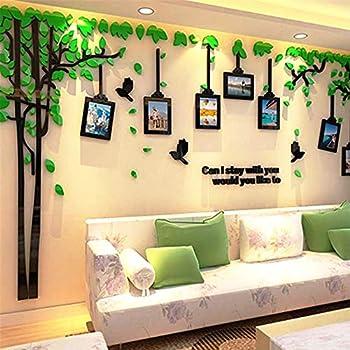 Amazon.com: Adhesivos decorativos para pared con diseño de ...
