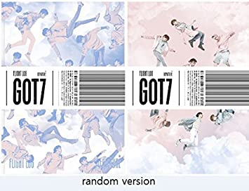 Amazon.com: GOT7 Mini Álbum – Vuelo: Embarque De Registro ...