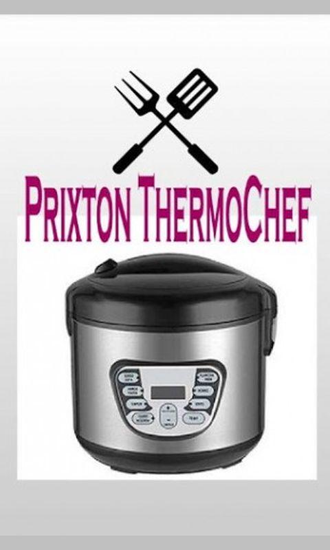 Recetas para prixton thermochef amazon - Recetas thermochef prixton ...