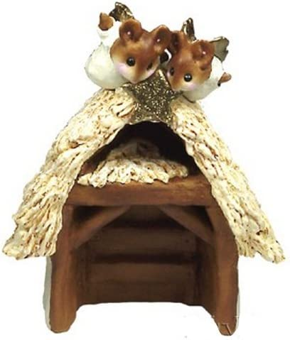 Wee Forest Folk M-144 Pageant Stable