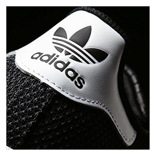 adidas Sneaker, Groesse 5, schwarz