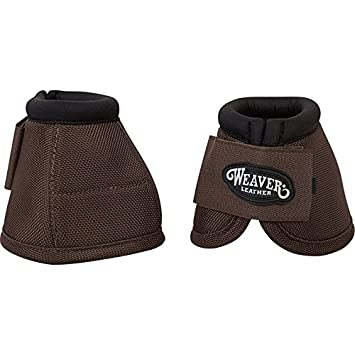 Weaver Leather No-Turn Bell Boots