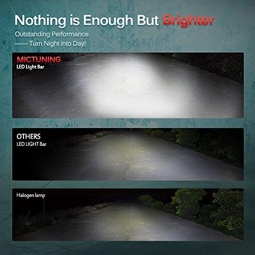 MICTUNING-SR-Mini-Series-8-30W-Single-Row-CREE-LED-Light-Bar-COMBO-Spot-Flood-2700lm-400m-Visibility