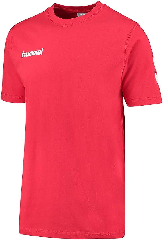 hummel – Camiseta para Hombre Core té: Amazon.es: Ropa y accesorios