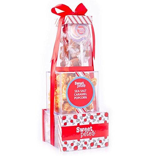 Summer Gourmet Candy Gift Tower ()