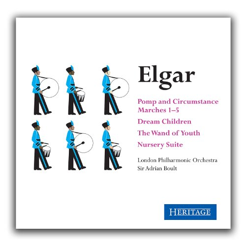Elgar: Pomp and Circumstance Marches Op. 39: March No. 4 in G major