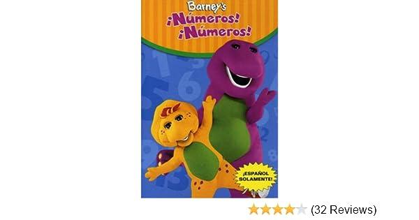 Amazon.com: Barney: Numbers! Numbers!: Barney: Movies & TV