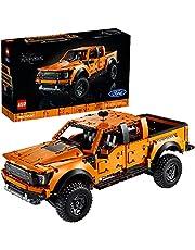 LEGO Technic Ford F-150 Raptor 42126 Building Kit; Enjoy a Rewarding Project; New 2021 (1,379 Pieces)