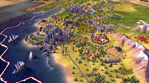 Sid Meier's Civilization VI - Nintendo Switch 4