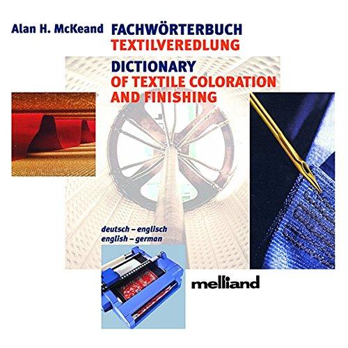 Fachwörterbuch Textilveredlung Engl Dt Cd Rom Win 98 Me