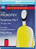 Prokofiev: Symphony No. 5, The Year 1941 (Audio Only) [Blu-ray]