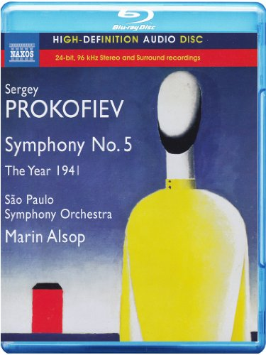 Marin Alsop - Symphony No 5: Year 1941 (Blu-ray Audio)