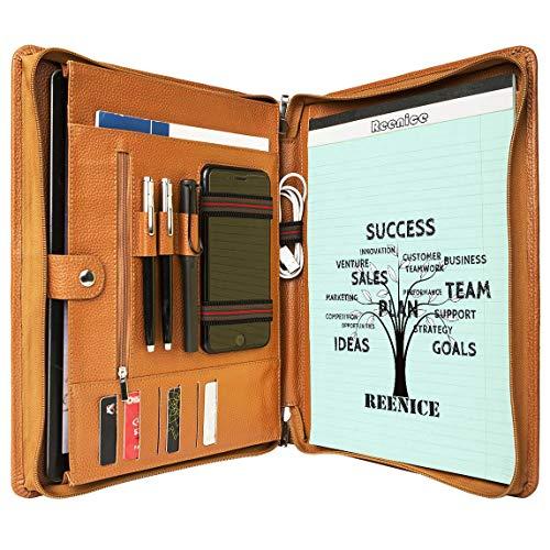 Portfolio Briefcase Organizer Interviews Executive
