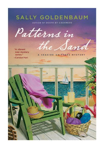 Mystery Pattern - Patterns in the Sand: A Seaside Knitters Mystery